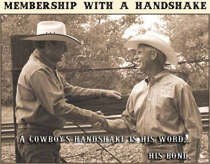 Click Here to take the FREE Handshake Membership!