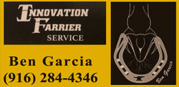 Innovation Farrier Service