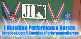 J Hutchings Performance Horses